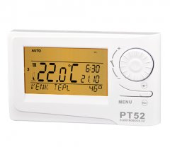 Thermostat with OT communication