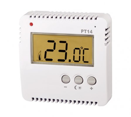 Thermostat for electric heaters