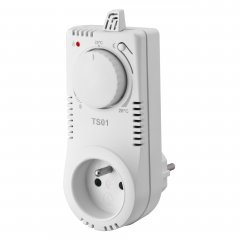 Thermo-switch socket